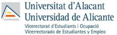 Logo Vic. Estudiants