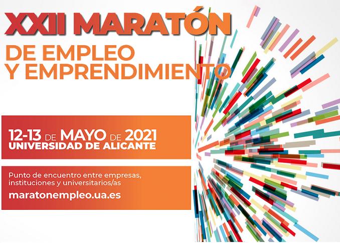 XXII Maratón de empleo y emprendimiento