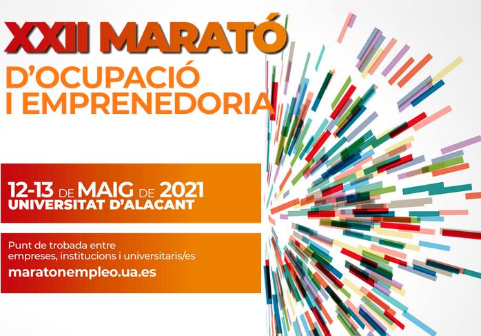 XXII Marató d'ocupació i emprenedoria